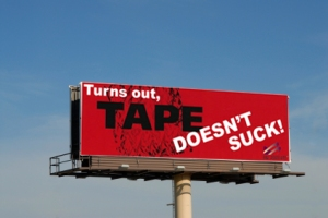 Tape_doesnt_suck_billboard