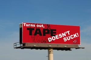 Tape_doesnt_suck_billboard